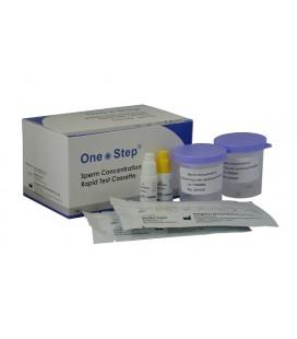 Vyrų vaisingumo testas One Step (2 testų pakuotė)