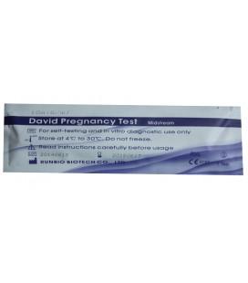 Testas nėštumui nustatyti DAVID (tiesioginis - pieštukinis, jautrumas - 10 mIU/ml)