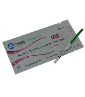 One Step FSH moters vaisingumo / menopauzės testas, N1 (juostelė)